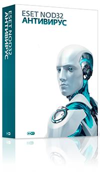 Антивирус ESET NOD32 на 3 ПК