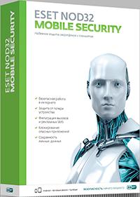 ESET NOD32 Mobile Security для 1 устройства