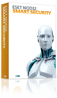 ESET NOD32 Smart Security для 3 ПК